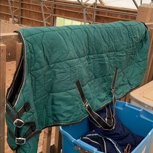 Horse Stable Quilt